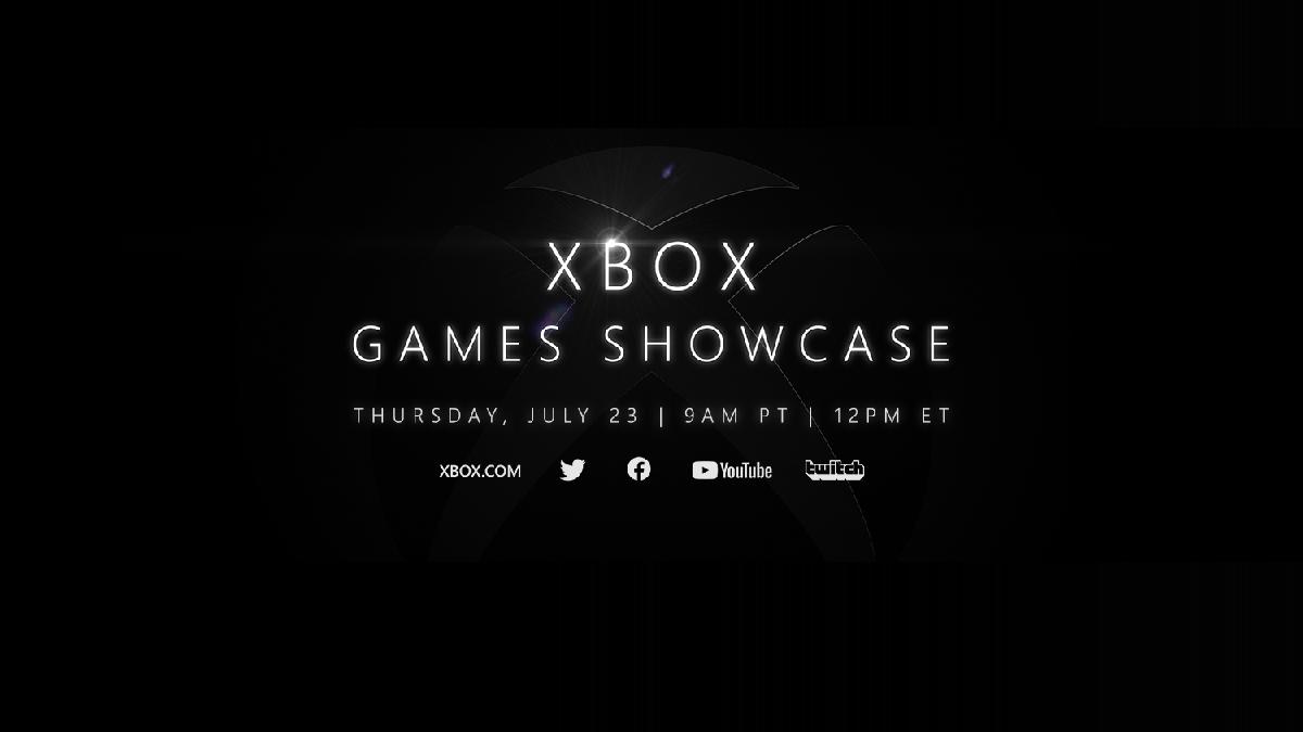 Xbox Games Showcase將於24日凌晨登場
