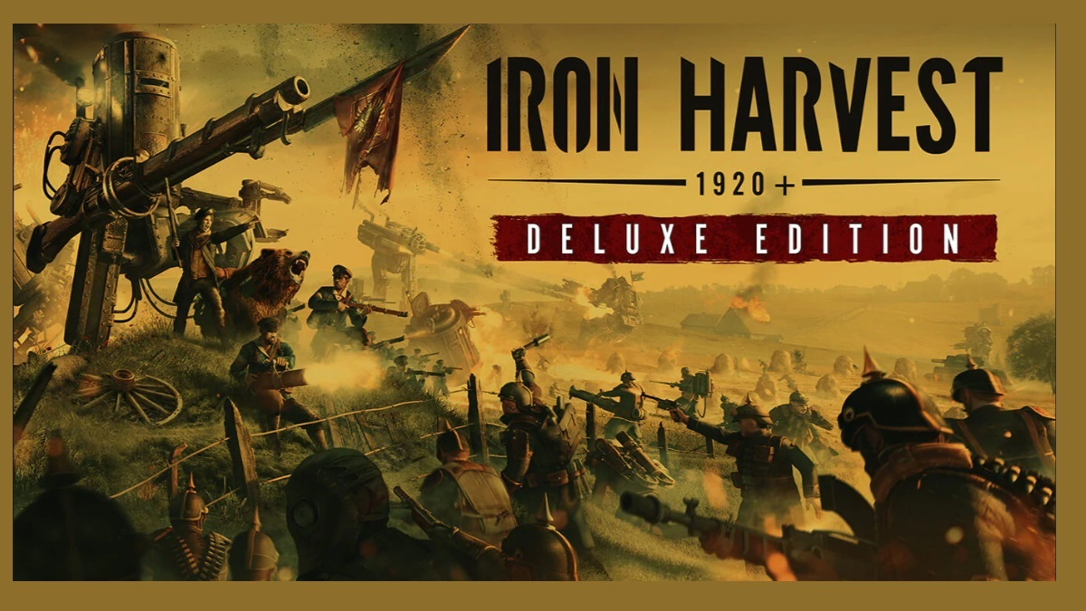《Iron Harvest》已經開放在epicgames上預購