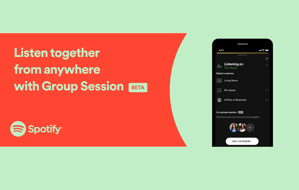 Spotify-Group-Session
