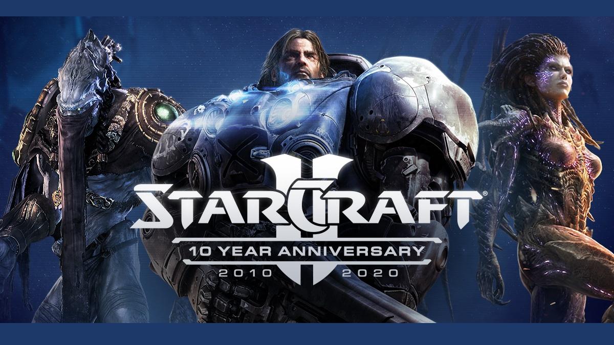 星海爭霸2十週年更新